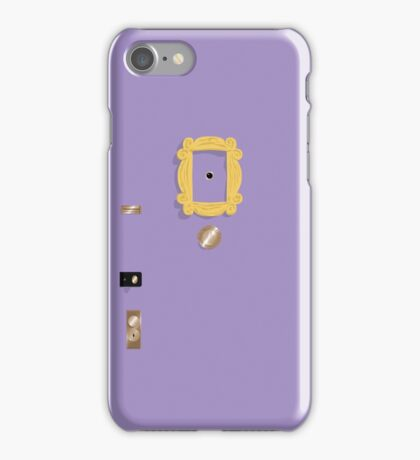Apartment Door iPhone Case/Skin