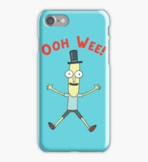 Ooh Wee! Mr. Poopy Butthole iPhone Case/Skin
