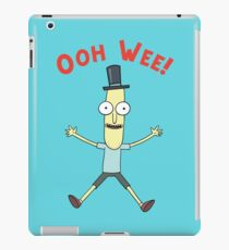 Ooh Wee! Mr. Poopy Butthole iPad Case/Skin