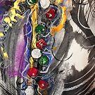 Christmas balls . . . . by evon ski