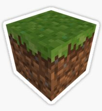 The MInecraft Fanatic's Collection Sticker