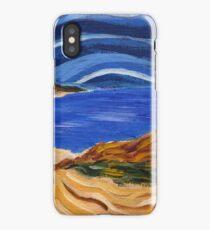 Monet's Path through the Corn iPhone Case/Skin