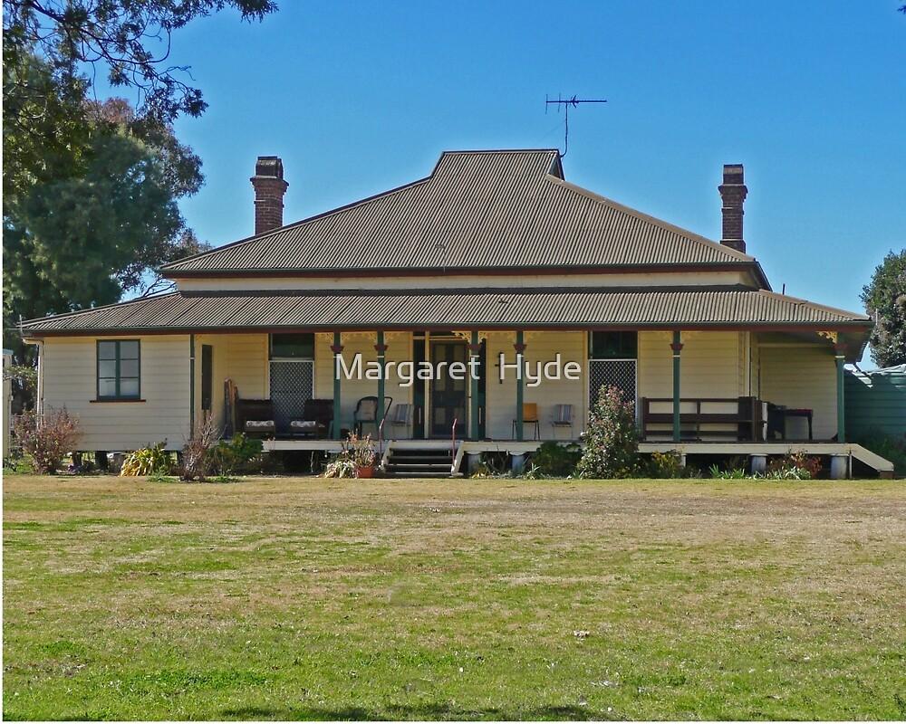 Homestead, Allora, Queensland, Australia by Margaret  Hyde