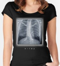 X-ray Women's Fitted Scoop T-Shirt