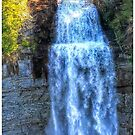 Fall creek falls by Rayven Collins