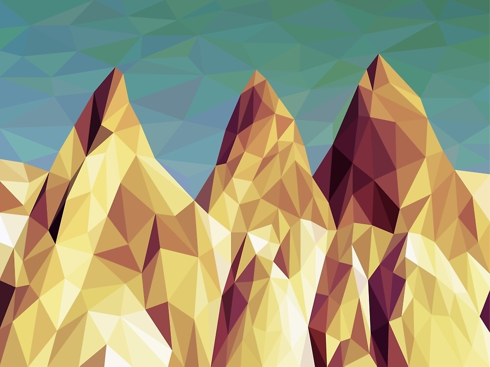 Three Hills by DigitalShards
