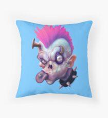 ZED HEADZ - Ear Worm Throw Pillow
