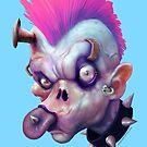 ZED HEADZ - Ear Worm by thedarkcloak