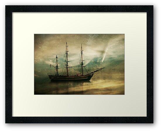 HMS Bounty by Barbara Ingersoll