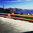 Golden Gate Bridge by worldwideart