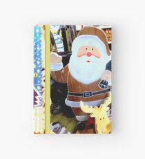 Frohe Weihnachten Hardcover Journal