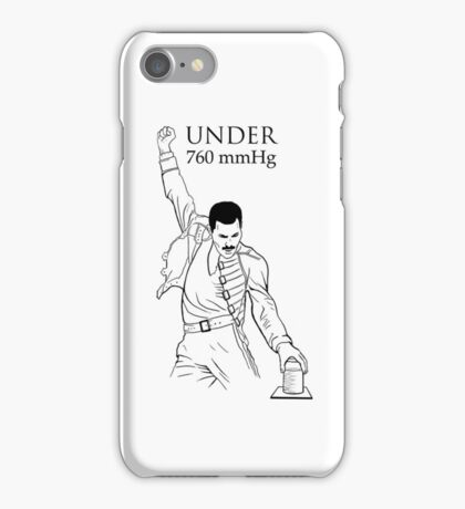 Under Pressure iPhone Case/Skin