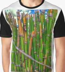 """""""Bamboo"""" iPhoneography Graphic T-Shirt"""