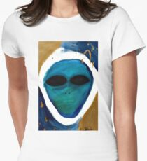 Alien Life Women's Fitted T-Shirt