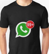 WhatsApp Messages T-Shirt