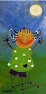 """Be happy!"" by Elizabeth Kendall"