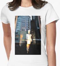 Angel Tara of Light, Maiden of NYC Women's Fitted T-Shirt