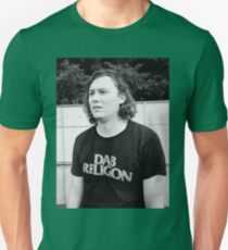 """Brian Sella (The Front Bottoms) """"Dab Religion"""" Unisex T-Shirt"""