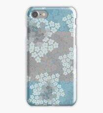 Lacecap Azure iPhone Case/Skin