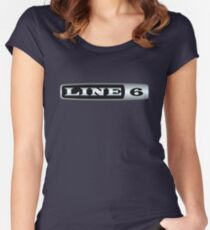 Line 6 Women's Fitted Scoop T-Shirt