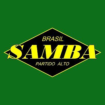 Brasil Samba by mamza