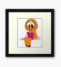 Kenny Framed Print