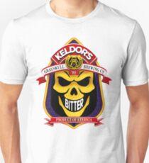 Keldor's Bitter - Grayskull Brewing Company - Skeletor T-Shirt