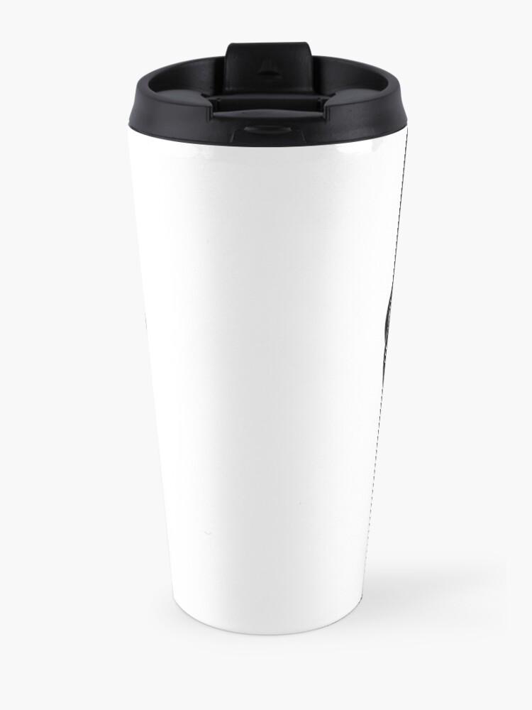 Alternate view of Kraken Logo Travel Mug