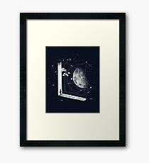 New universe Framed Print