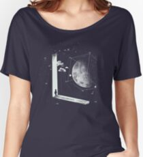 New universe Women's Relaxed Fit T-Shirt