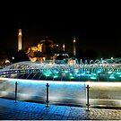 Hagia Sofiya Museum, Istanbul, Turkey by Zoe Marlowe