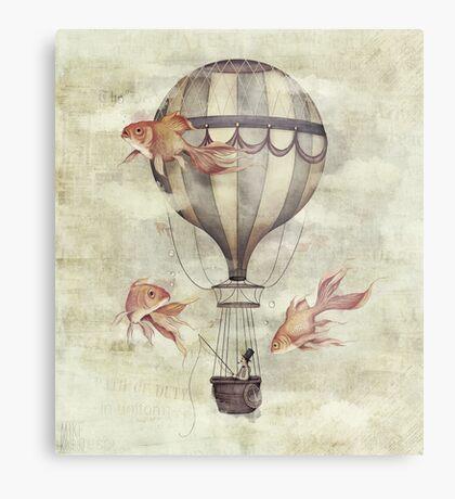 Skyfisher Metal Print