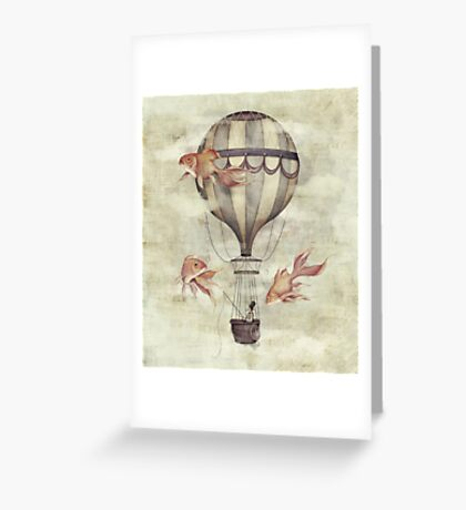 Skyfisher Greeting Card