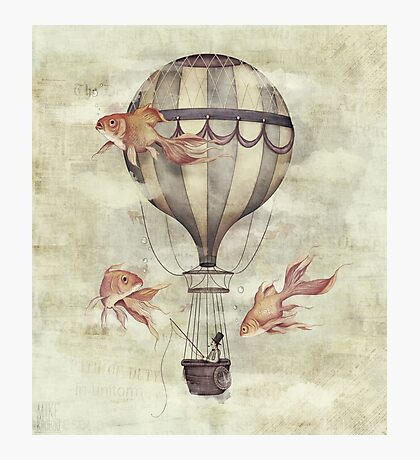 Skyfisher Photographic Print