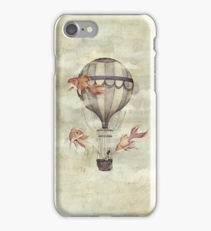 Skyfisher iPhone Case/Skin