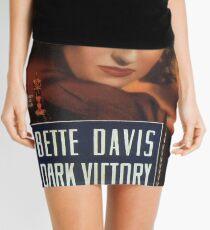 Movie Poster Merchandise Mini Skirt