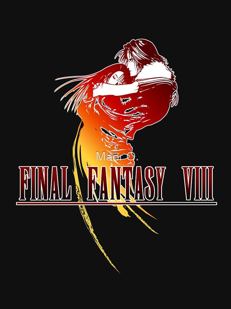 FF VIII von MrMaeflower