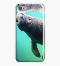Manatee 2 iPhone Case/Skin