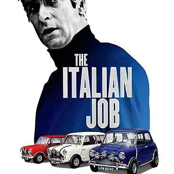 The Italian Job Classic Mini Cooper by Arrauuf