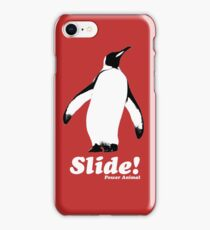 Fight Club Power Animal Slide T shirt iPhone Case/Skin