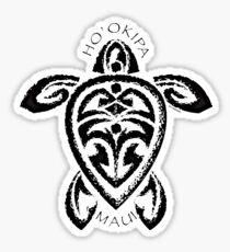 Tribal Honu Ho'okipa, Maui Sticker