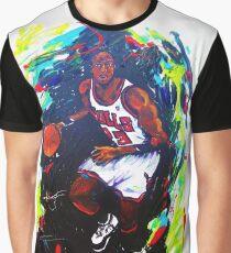 Michael Jordan- Sports Graphic T-Shirt