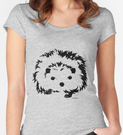 Little Hedgehog Women's Fitted Scoop T-Shirt