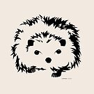 Little Hedgehog by rhpotter