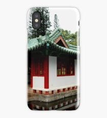 The Japanese Temple iPhone Case/Skin
