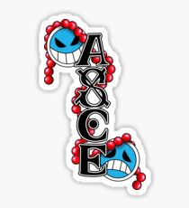 Portuguese D. Ace [One Piece] Sticker