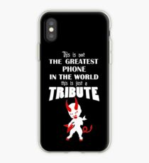 The Greatest Phone In The World... TRIBUTE iPhone Case