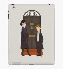 221b iPad Case/Skin