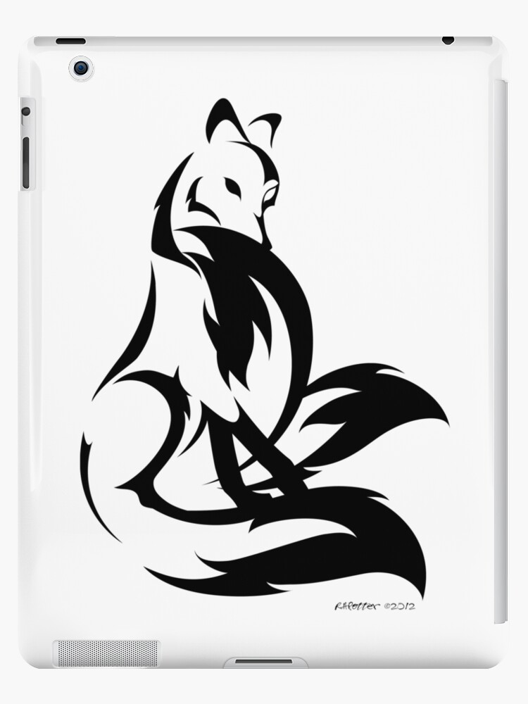 Shy Kitsune by rhpotter
