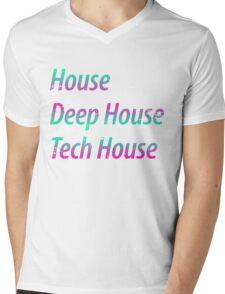 House, Deep House, Tech House (Special Edition) T-Shirt